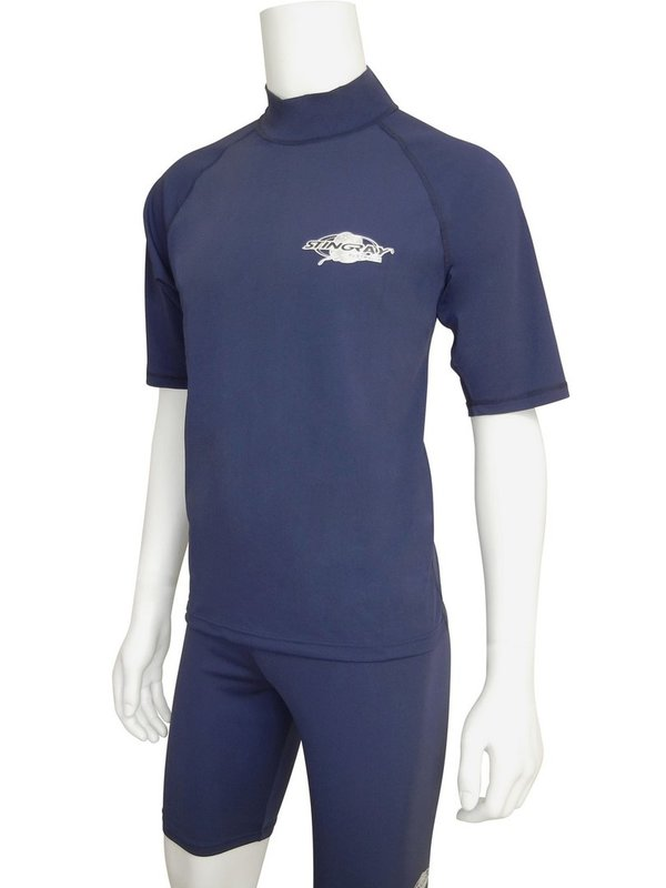 Stingray Australia – Rash Shirt: Kurzärmliges UV-Schwimmshirt