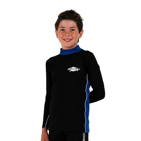 Stingray Australia – Youth Rash Shirt: Langärmliges UV-Schwimmshirt