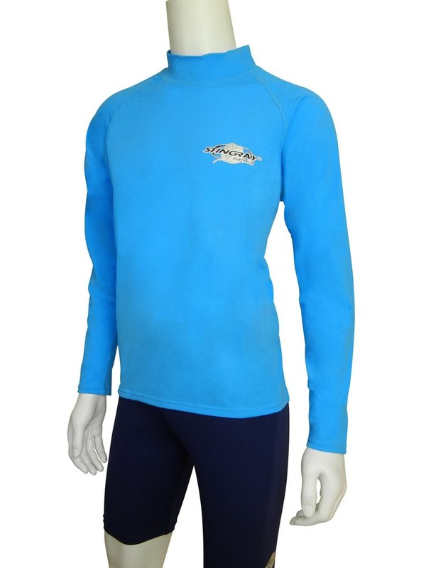 Stingray Australia – Rash Shirt: Langärmliges UV-Schwimmshirt