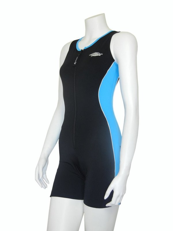 Stingray Australia – Raysuit Active: Ärmellose Damen UV-Raysuit