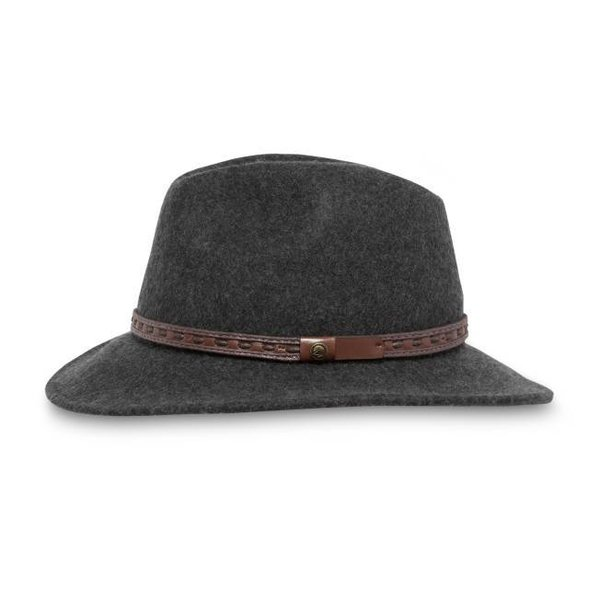 Sunday Afternoons – Rambler Hat: UV-Hut im Outback-Stil aus 100% Wollfilz