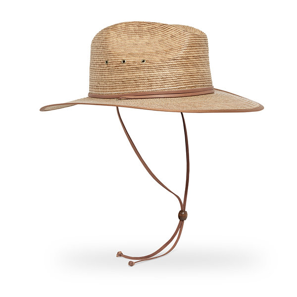 Sunday Afternoons – Islander Hat: UV-Hut aus Tripilla-Stroh