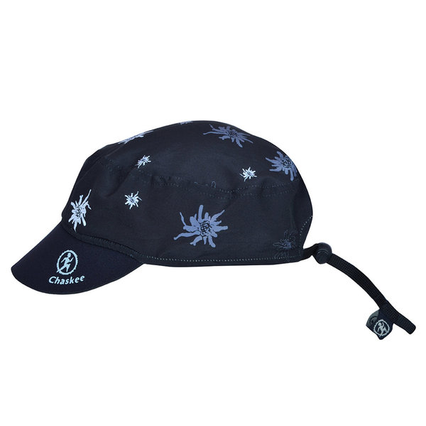 Chaskee – Edelweiss Reversible Cap: UV-Kappe mit UPF 80