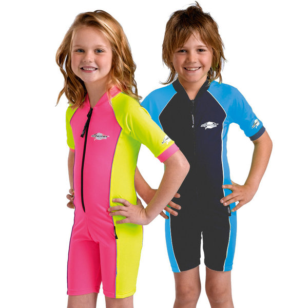 Stingray Australia – Kids Raysuit: Kurzärmlige UV-Raysuit