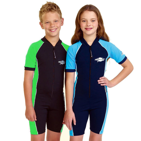 Stingray Australia – Youth Raysuit S/S: Kurzärmlige UV-Raysuit