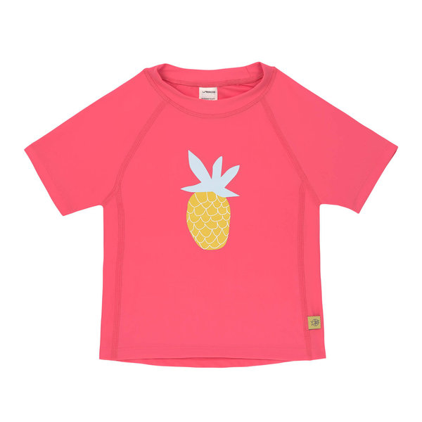 Lässig – Kinder UV-Shirt Pineapple: Kurzärmliges Rashguard