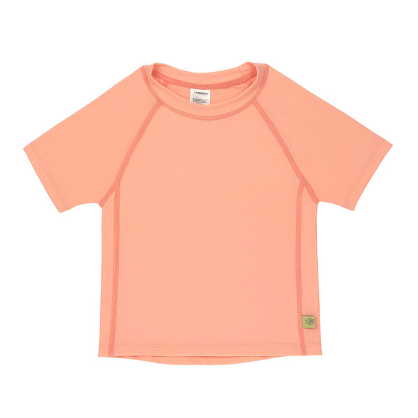 Lässig – Short Sleeve Rashguard Light Peach: Kurzärmliges UV-Shirt